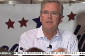Jeb Bush doubles down on marriage