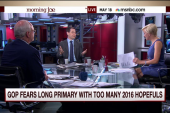 Mika: Who's surprised by Stephanopoulos'...