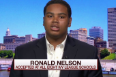 Student turns down all eight Ivy League...
