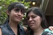 Missing girl, mom reunited eight years later