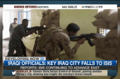 ISIS continues to advance in Iraq