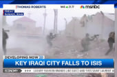How critical is ISIS's latest conquest?