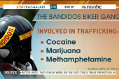 Arrested biker gang members face charges