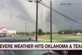 Severe weather pounds southern states