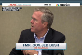 Jeb on Iraq fumble: 'It got a little bumpy'