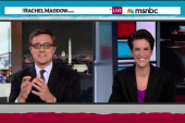 Maddow hits a high point