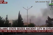 ISIS seizes ancient Syrian city