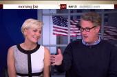 Critic: Letterman's last show was terrific