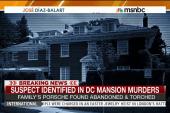 Breakthrough in DC mansion murder mystery