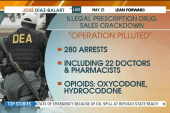 DEA carries out aggressive 'pill mill' raids