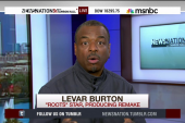 Levar Burton reboots 'Roots' mini-series