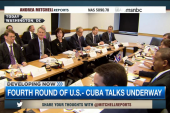 US, Cuban diplomats enter final round of...