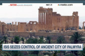 ISIS takes control of 'World Heritage Site'