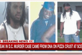 Suspect in DC killings in police custody