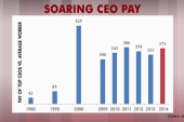 Rattner: Average CEO pay is booming
