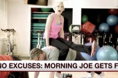 Joe and Mika get in shape