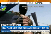 Iraq plots to retake Ramadi from ISIS