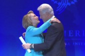 Harsh scrutiny on Clinton Foundation finances