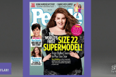 Tess Holliday's amazing People magazine cover