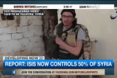 ISIS continues advance in Iraq, Syria
