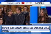 Josh Duggar: 'I acted inexcusably'