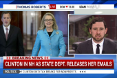 State Dept. releases Hillary emails