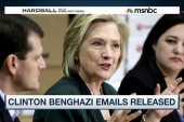 Hillary Clinton Benghazi emails released