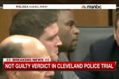 Not guilty verdict in Cleveland police trial