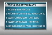 What are the best BBQ destinations?