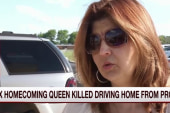 Texas homecoming queen among dead from storms