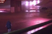 Town sees first-ever flash flood emergency