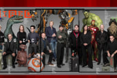 George Lucas' studio celebrates 40 years