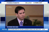 Rubio raises eyebrows over marriage remarks