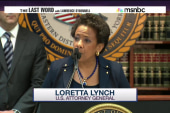 Atty. Gen. Loretta Lynch, World cup hero?