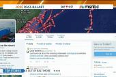 Shark-watchers turn to Twitter