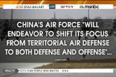 China bulks up military despite US pushback