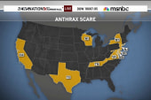 Military mistakenly ships live anthrax