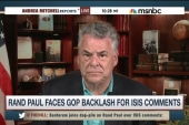 GOP rep: Rand Paul is not fit to be president