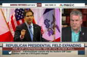 Does crowded GOP field pose 2016 problem?