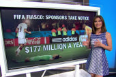 Sponsors react to corrupt FIFA allegations