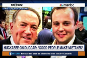 GOP mostly silent on Duggar case