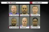Defense attorneys in Freddie Gray case...
