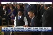 Will the Supreme Court save Obamacare?