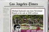 Michael Jackson's former home could be yours