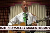 Most unfamiliar with Martin O'Malley: poll