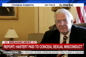 Report: Hastert paid to conceal sexual...