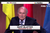 Sepp Blatter re-elected as President of FIFA