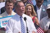 Martin O'Malley announces presidential bid