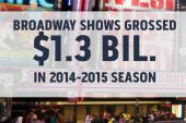 Broadway gets a boom