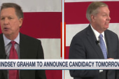 Graham, Kasich on verge of entering 2016 race
